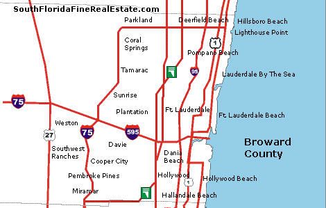 Broward County Regions